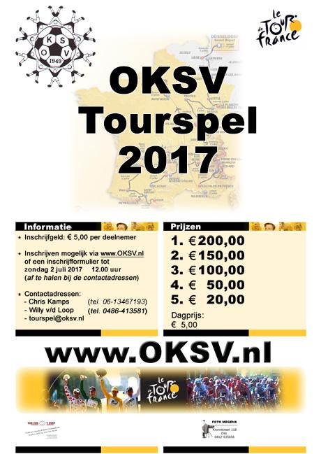 OKSV Tourspel 2017