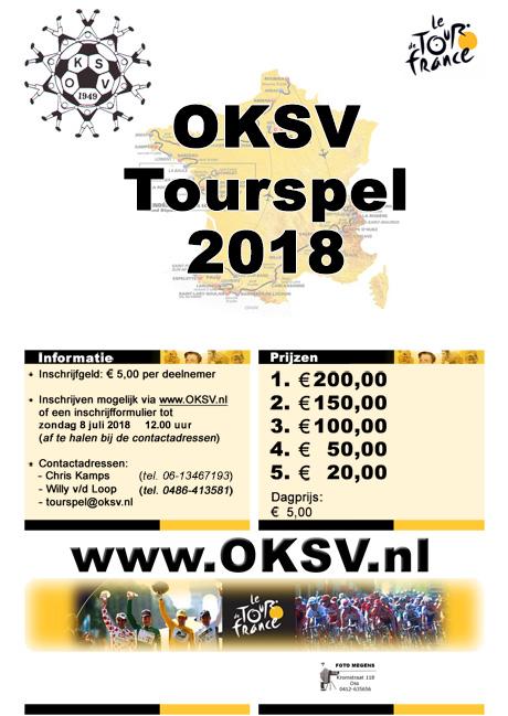 OKSV Tourspel 2018