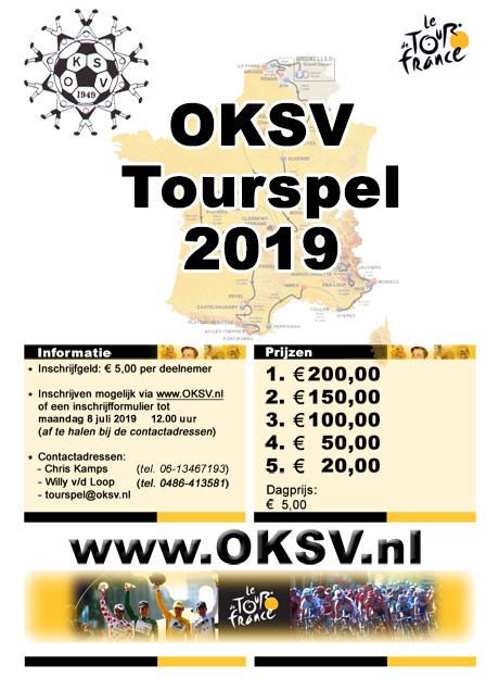 OKSV Tourspel 2019