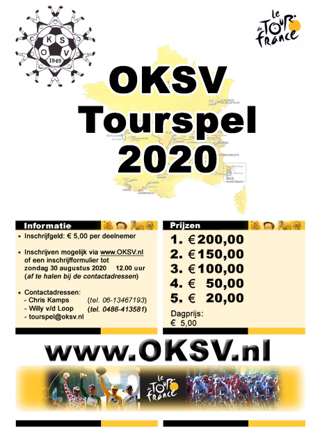 OKSV Tourspel 2020