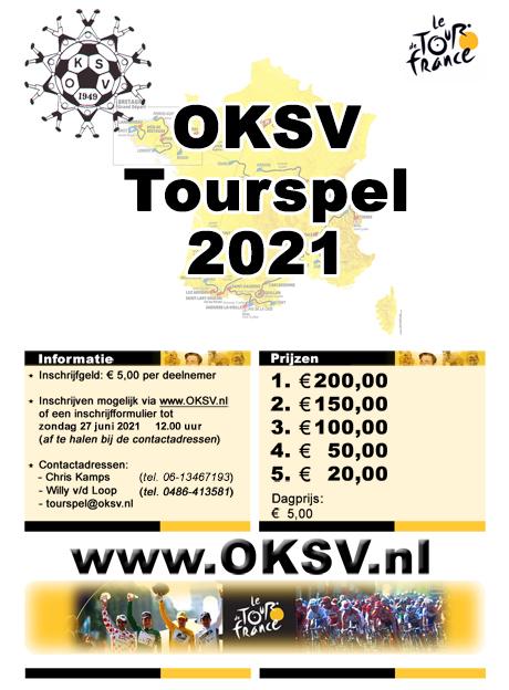 OKSV Tourspel 2021